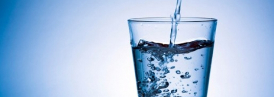 Water to protect tooth enamel